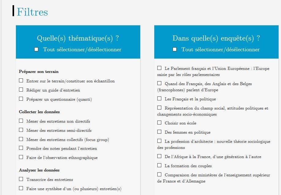 Exemple Guide D Entretien étude Qualitative - Exemple de ...